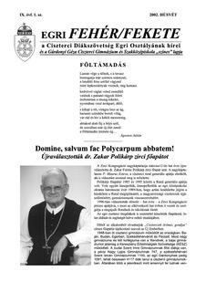 2002 Húsvét