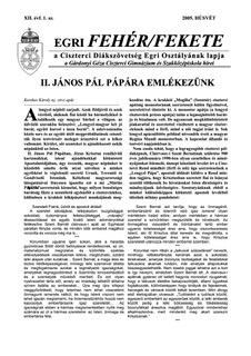 2005 Húsvét