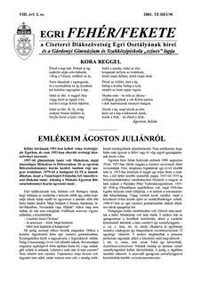 2001 Te Deum
