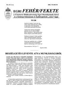 2002 Te Deum