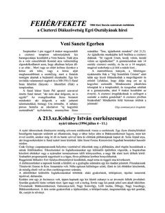 1994 Veni Sancte